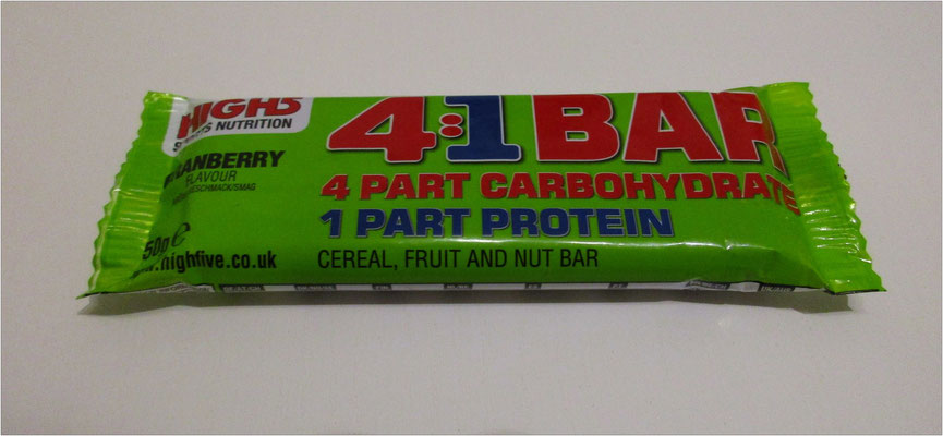 4:1 Training Bar (50 g)
