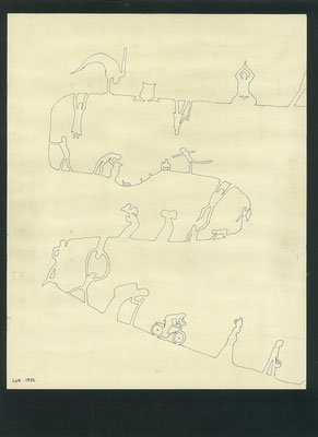 La Ligne initiale 1973