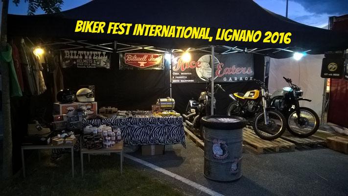 BIKER FEST INTERNATIONAL LIGNANO 2016