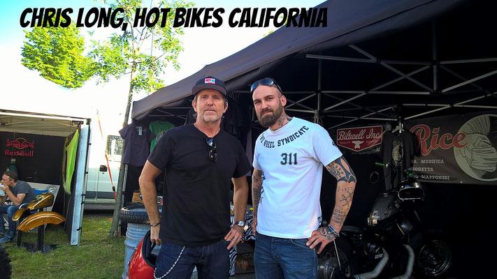 chriss long hot bikes california