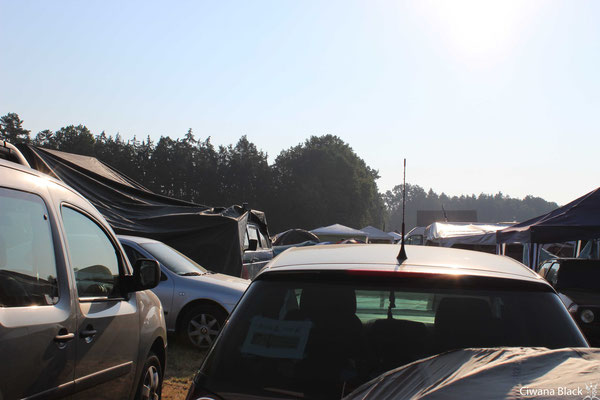 The camp ground - Summer Breeze 2015