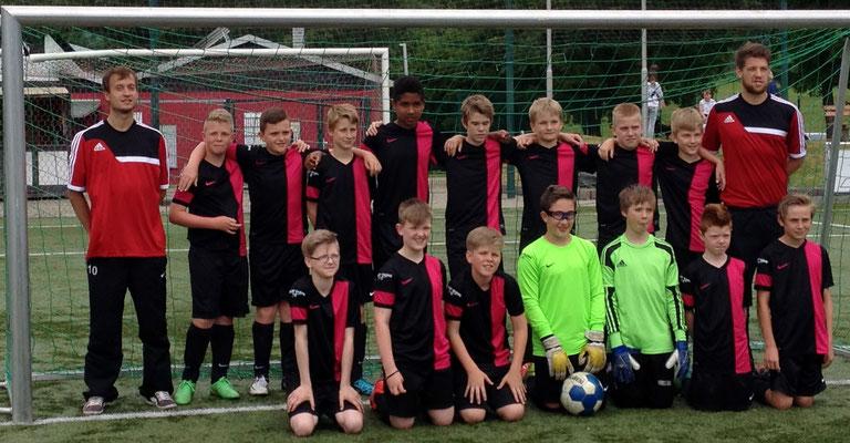 D-Junioren 2014 / 2015