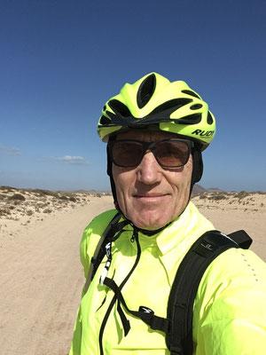 Dezember 2017: Fuerteventura liegt südlicher als der Hohe Atlas in Marokko