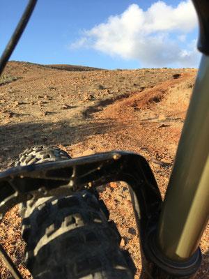 Die letzte Tour dieser Fuerteventura-Woche war die längste und schönste!