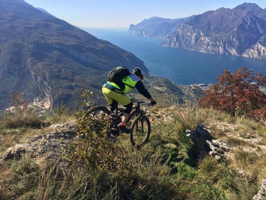 Oktober 2017: Die Uli_Stanciu_EMTB_Woche im Trentino