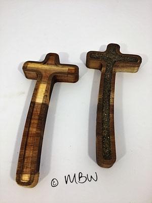 Holzkreuz klein