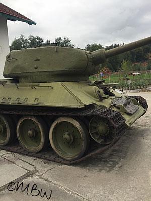 T34 Kampfpanzer