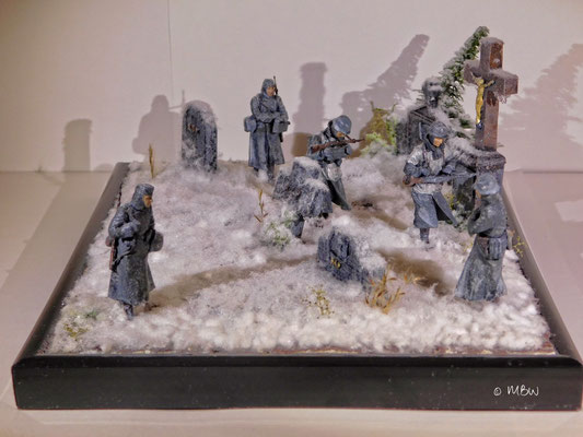 Master Box Cold Wind - Diorama 1:35