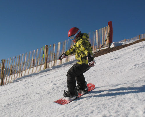 Leçons de snowboard avec moniteur privé à la Mongie et Barrège sur Krapahut.net