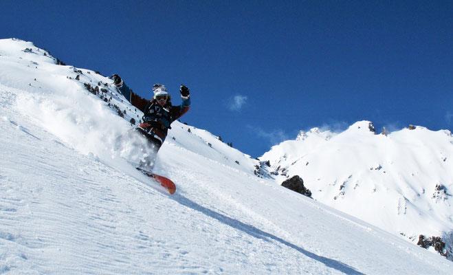 Leçon de ski et de snowboard enfant et adulte avec Krapahut.net