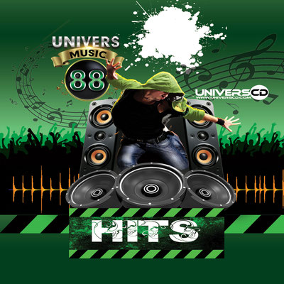 HITS UNIVERS MUSIC VOL88