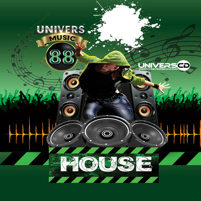 HOUSE UNIVERS MUSIC VOL88