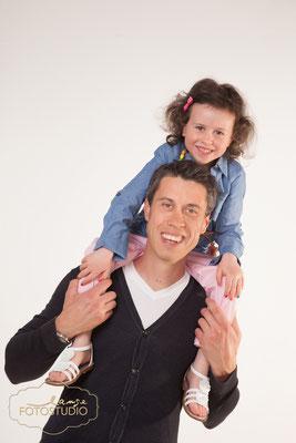 Familienfotos, Shooting, Papa, Kind, family, Fotos mit Familie, Familientreffen, Studio, Fotostudio, Lange, Suhl, Thüringen, Bayern