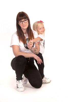Familienfotos, Shooting, family, Mutter, Tochter, Fotos mit Familie, Familientreffen, Studio, Fotostudio, Lange, Suhl, Thüringen, Bayern