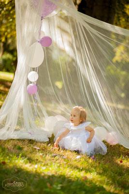 Windhauch, Sommer, Spaß, Zelt, Netz, Park, Kinder, Mädchen, Kleid, Fotografie