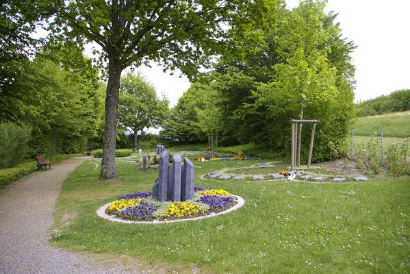 Friedhof am Giersberg, Stelengrab
