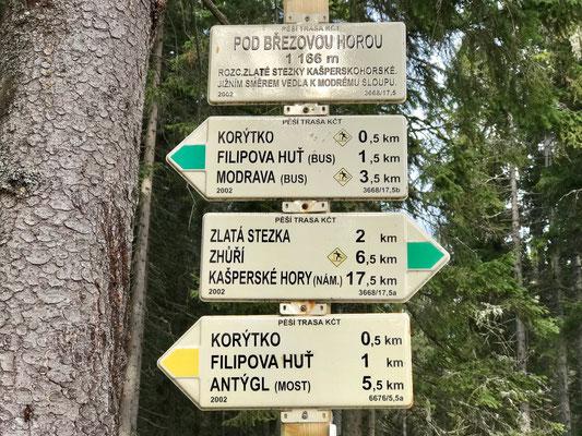 Im Böhmerwald