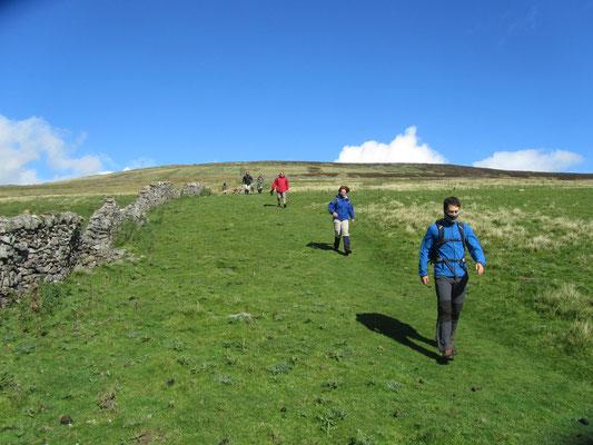 Über die Yorkshire Dales (GB) 2012
