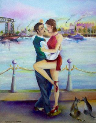"""""""Tango en el puente"""""""