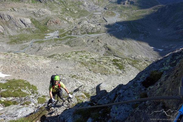 Klettersteig Tierbergli : Tierbergli klettersteig bergbildgenuss.ch
