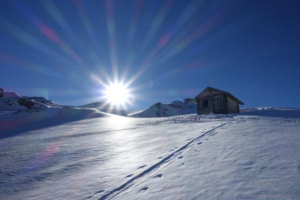 Schutzhütte auf Rupperslaui
