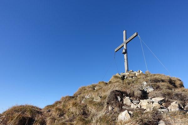 Gipfel Schofwisspitz
