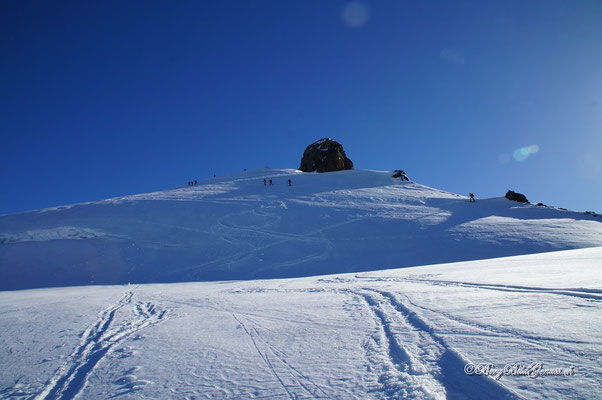 Gipfelflanke Sustenhorn
