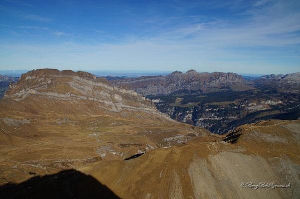Sicht in Richtung Wasserberg