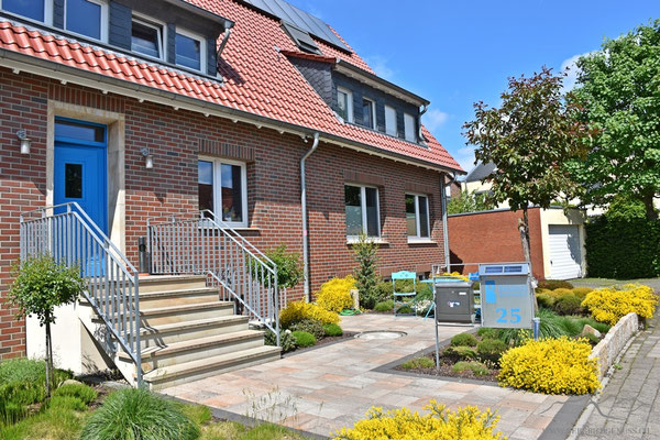 Unsere Unterkunft - Barbaras Bed and Breakfast