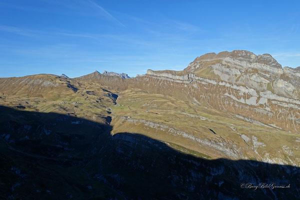 Galtenäbnet - bald ziehen hier wieder die Skitourengänger vorbei...