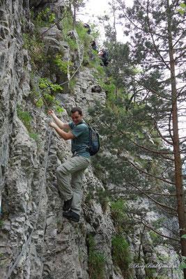 Abstieg vom Bützi