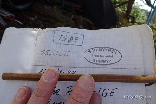 Das Routenbuch
