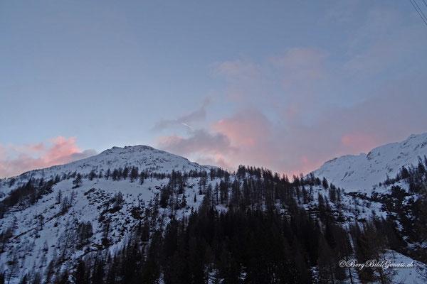 Morgenstimmung im Valle Bedretto