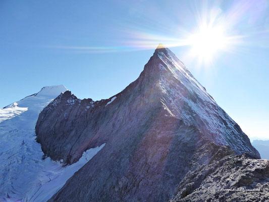 Einfach eine Wucht, dieser Berg!