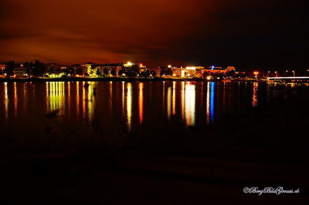Rovaniemi by night