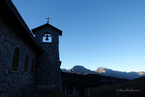 Kapelle am Pragelpass