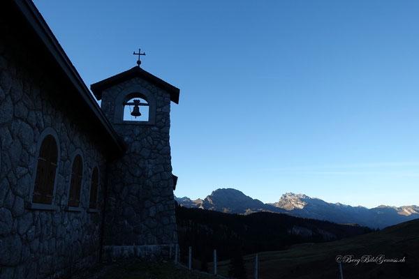 Kapelle am Pragelpass