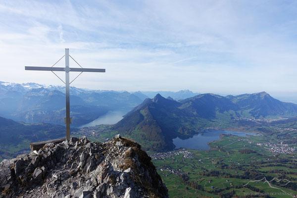 Gipfel Chli Mythen