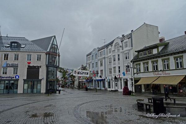 Hardstad - heute etwas regnerisch