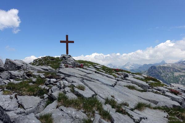 Gipfel Rau Stöckli