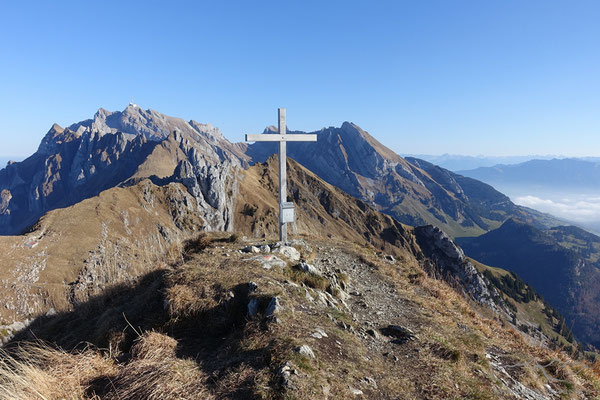 Gipfel Lütispitz