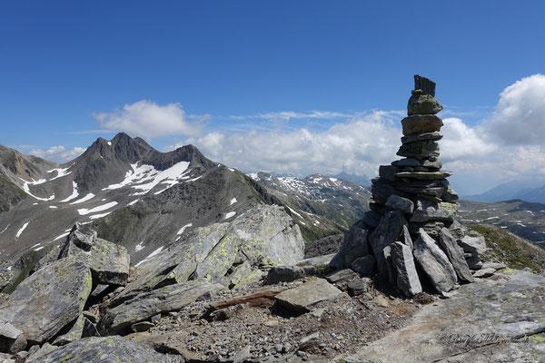 Gipfel Pizzo Fortünei