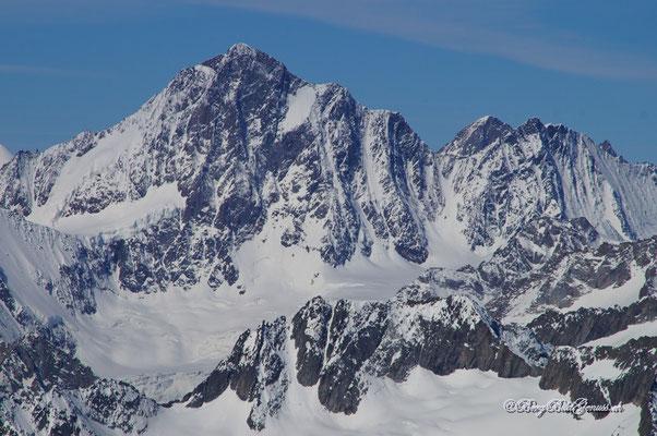 Der höchste Berner, das Finsteraarhorn
