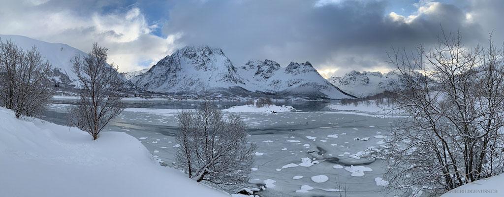 Fjordpanorama