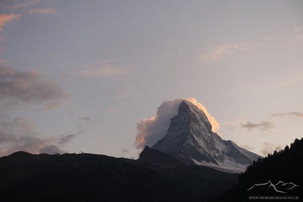 Abendstimmung in Zermatt