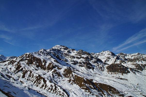 Furgler - wäre wohl eine hübsche Bergtour