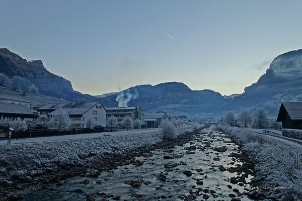 Frostiger Start..