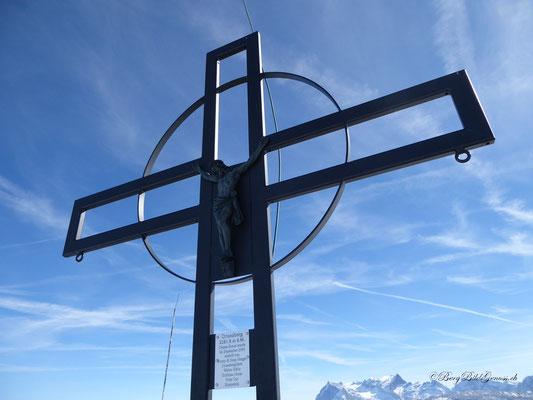 Gipfelkreuz Druesberg