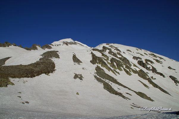 Und schon wieder auf dem Passo di Lucendro