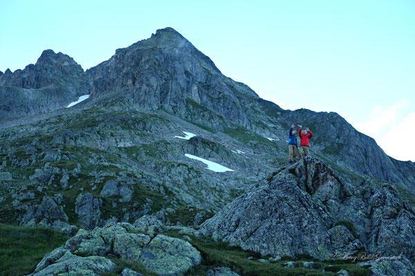 Bergsteiger der Zukunft